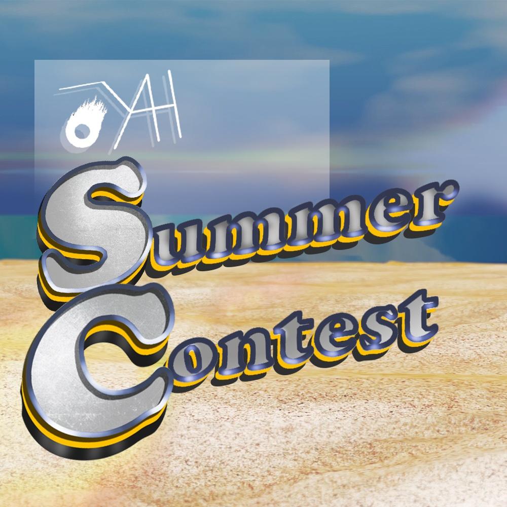 YAH Summer Contest Locandina
