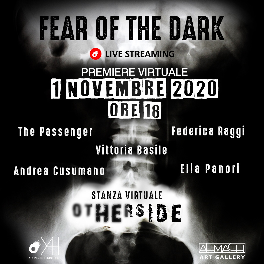 Fear of The Dark Locandina Instagram